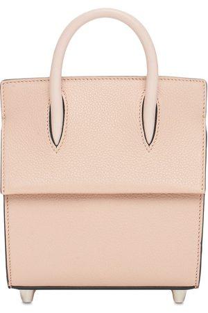 Christian Louboutin Paloma Leather Mini Top Handle Bag