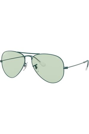 Ray-Ban Solbriller RB3025 Aviator Large Metal 9225T1