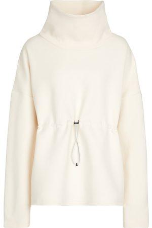 Varley Dame Treningsgensere - Barton cotton-blend sweatshirt