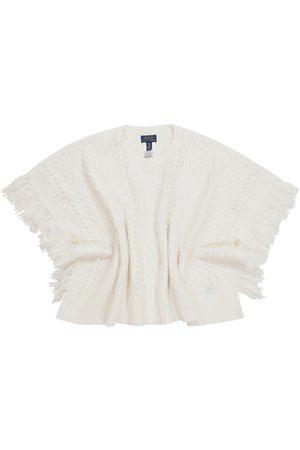 Ralph Lauren Cable-knit poncho