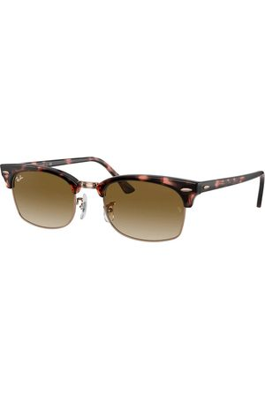Ray-Ban Solbriller RB3916 Clubmaster Square 133751
