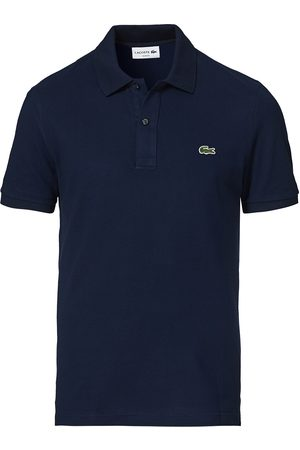 Lacoste Slim Fit Polo Piké Navy Blue