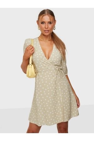 Samsøe Samsøe Britt ss wrap dress aop 10864