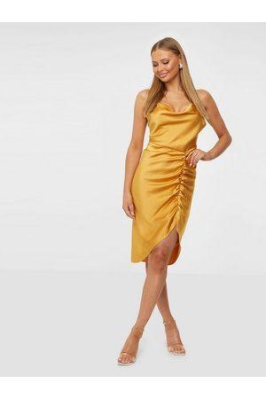 Samsøe Samsøe Dapples dress 12956 Gold