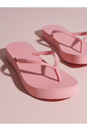 Havaianas Dame Flip flops - Hav Slim Flatform Macaron