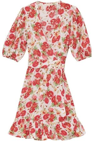 BY Timo Delicate Wrap Dress