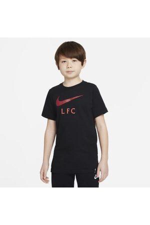Nike Gutt Trenings t-skjorter - Liverpool FC fotball-T-skjorte til store barn