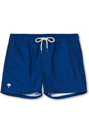 Oas Plain Swimshorts Dark Blue