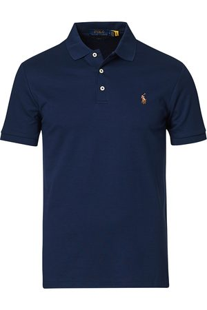 Polo Ralph Lauren Slim Fit Pima Cotton Polo French Navy