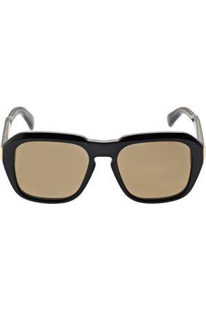 Dunhill Herre Solbriller - Rollagas Oversize Acetate Sunglasses