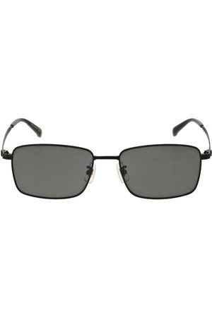 Dunhill Signature Squared Metal Sunglasses