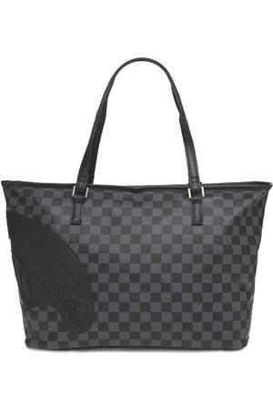 Sprayground Herre Tote bags - Henny Checkered Mini Tote Bag