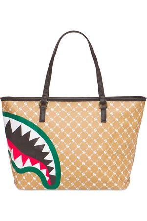 Sprayground Herre Tote bags - Sharks Vs Florence Tote