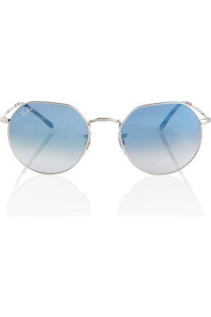 Ray-Ban RB3565 round sunglasses