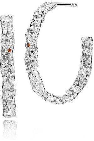 Sistie Jewellery Ørering genbrugssølv