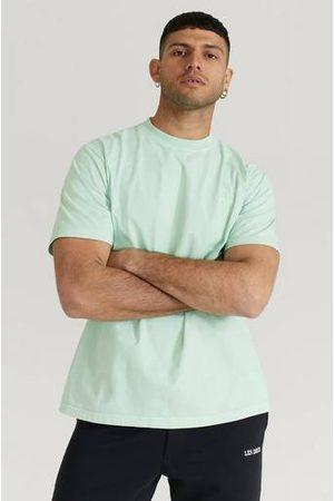 Woodbird Herre Kortermede - T-shirt Boxy State Tee