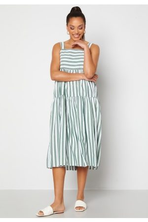 Trendyol Nadja Midi Dress Yesil/Green 40
