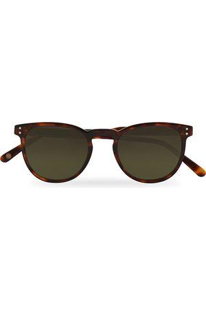 Nividas Herre Solbriller - Madrid Polarized Sunglasses Classic Tortoise