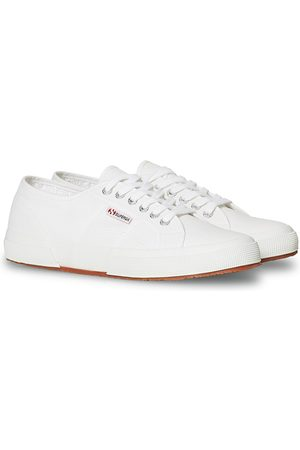 Superga Herre Sneakers - Canvas Sneaker White