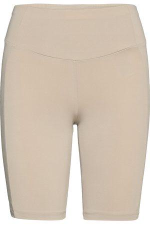 Levete Room Dame Treningsshorts - Lr-Nette Shorts Sport Shorts Creme