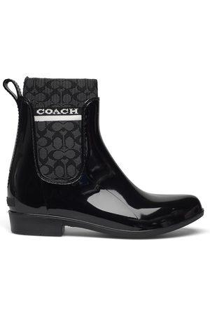 Coach Dame Skoletter - Rivington Rain Bootie Rivington Rain Bootie Womens Shoes Shoes Boots Ankle Boots Ankle Boot - Flat