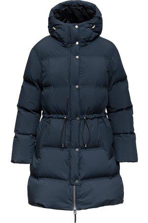 Aztech Dame Dunkåper - Galena hooded puffer down coat