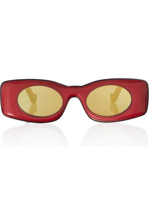 Loewe Paula's Ibiza oval acetate sunglasses