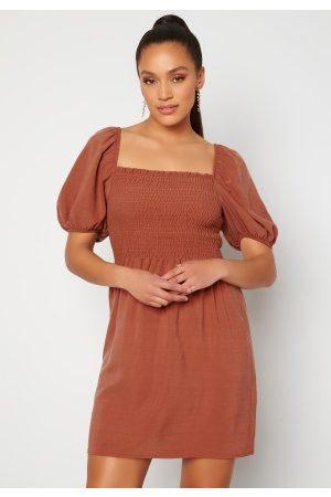Trendyol Smock S/S Dress Kiremit/Brick 40