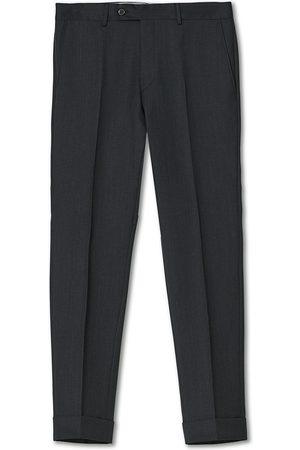 Morris Herre Chinos - Prestige Suit Trousers Grey