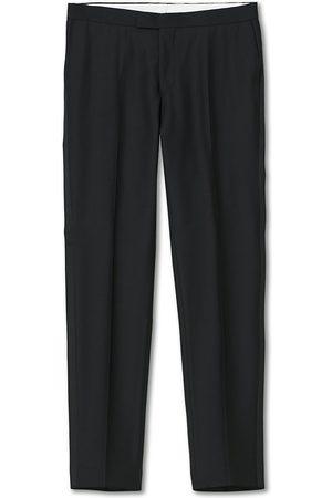 Oscar Jacobson Herre Bukser - Duke Tuxedo Trouser Black