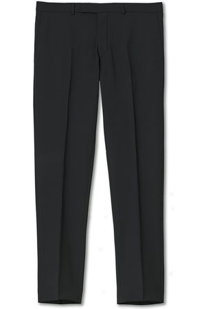 Oscar Jacobson Herre Chinos - Dave Trousers Black