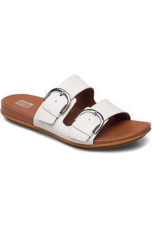 FitFlop Dame Sandaler - Graccie Slides Shoes Summer Shoes Flat Sandals