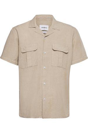 Woodbird Grix Jungle Shirt Kortermet Skjorte