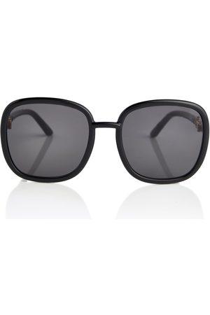 Gucci Dame Solbriller - Oversized acetate sunglasses