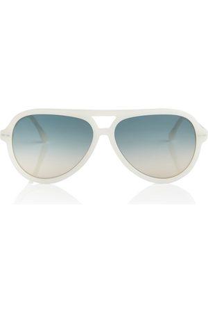 Isabel Marant Aviator acetate sunglasses