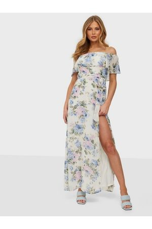 NLY Eve Dame Maxikjoler - All That Matters Flounce Gown Blomstrete