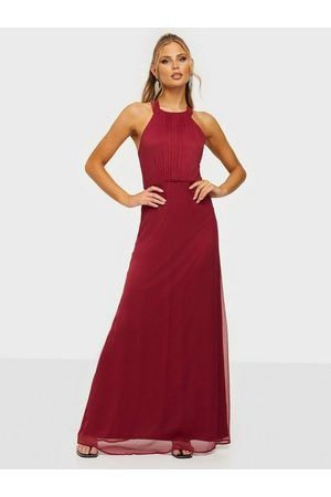 NLY Eve Dame Maxikjoler - Endless Summer gown Burgundy