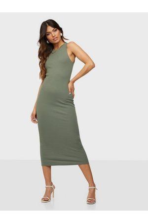 Vero Moda Dame Festkjoler - Vmlavender Sl Calf Dress Vma Noos