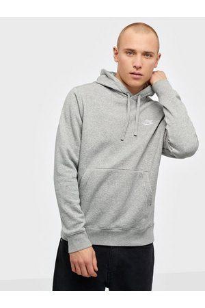 Nike Sportswear M Nsw Club Hoodie Po Bb Gensere Dark Grey