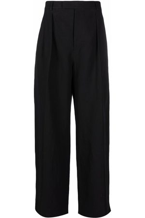 VALENTINO Herre Slengbukser - Wide-leg tailored trousers