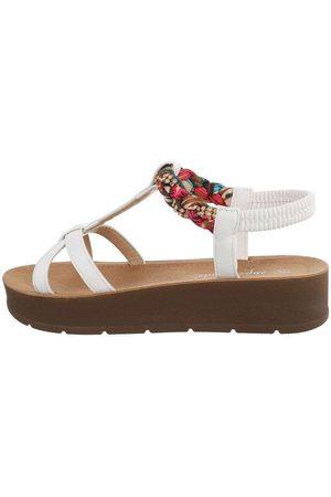 Super Mode Dame Høyhælte sandaler - Sandaletter
