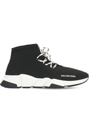 Balenciaga Herre Sneakers - Speed Lace-up Tech Sneakers
