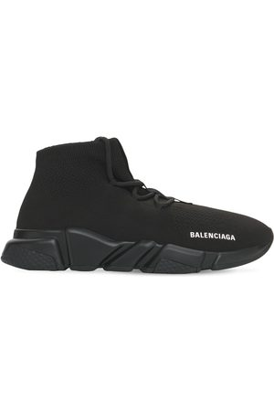 Balenciaga Speed Lace-up Tech Sneakers