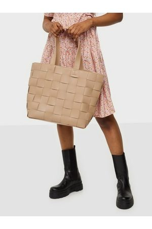NLY Accessories Braided Shopper Bag