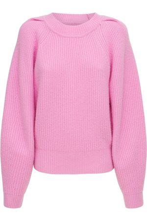 Isabel Marant Billie Wool Blend Knit Sweater