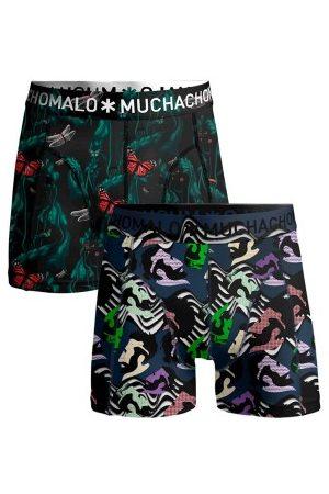 Muchachomalo Dame Bokser - 2-pakning Cotton Stretch Women Boxer