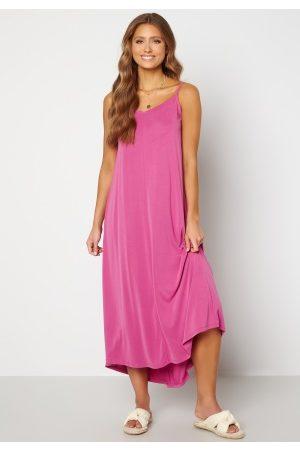 SELECTED Finia Midi Strap Dress Rose Violet S