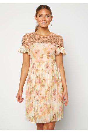 Moments New York Dana Chiffon Dress Floral 34