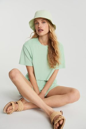 Gina Tricot Ava towelling tee