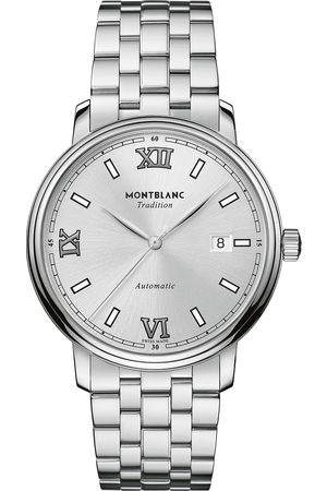 Mont Blanc Herre Klokker - Tradition Automatic 40mm Steel